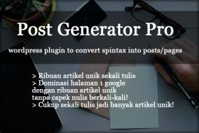 Post Generator Pro