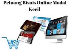 Peluang bisnis online modal kecil yang menguntungkan