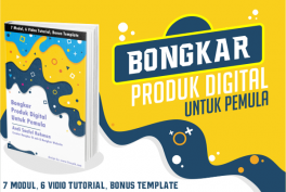 # Bongkar produk digital