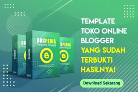 Bospedia Templete Blogger
