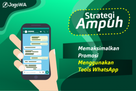 Video Tutorial dan Tools Jago WA