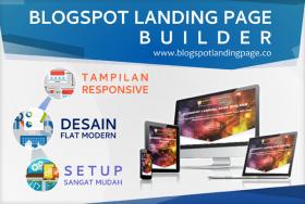 Bloger Landing Page Builder