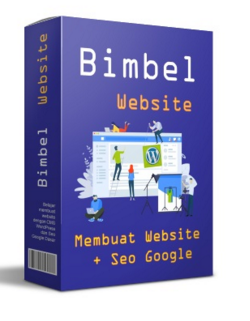 BIMBEL DASAR - Membuat Website dan SEO Google